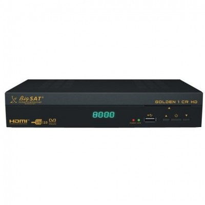 BigSat Golden 1 CR