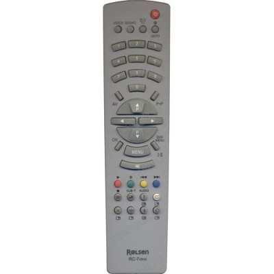 Пульт Rolsen RC-7 TV+DVD