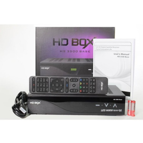 HD BOX HB 3500 Base