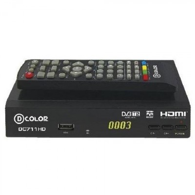 D-Color DC711HD