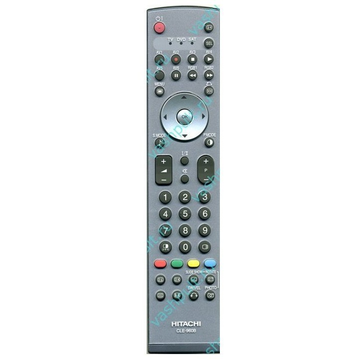 Universal remote control suitable for hitachi tv lcd led 3d smart tv controller cle-958 cle-956 cle-955 cle-959