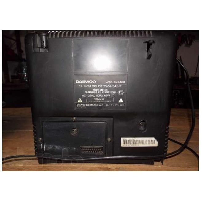 Daewoo телевизор DMQ-14D1