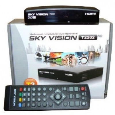 SkyVision T2202 HD