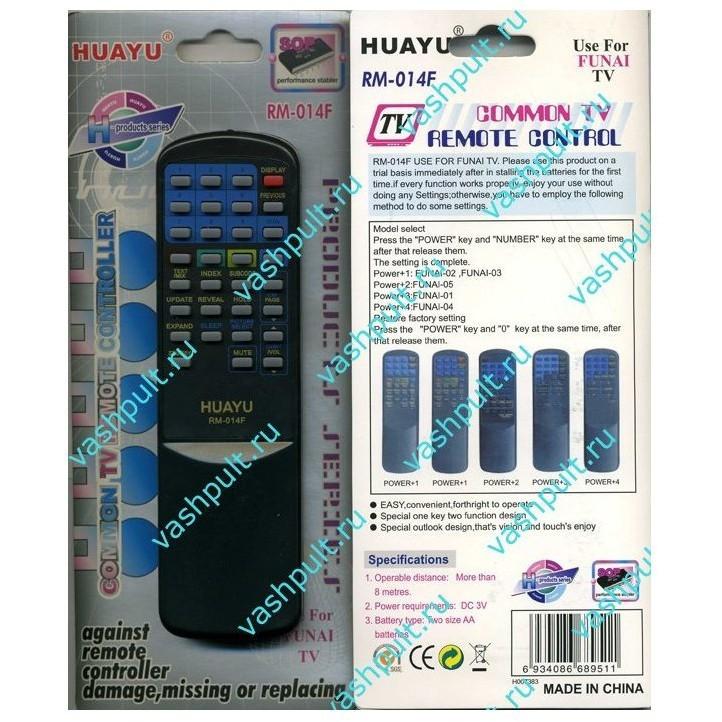 Huayu Rm-014f Инструкция - фото 6