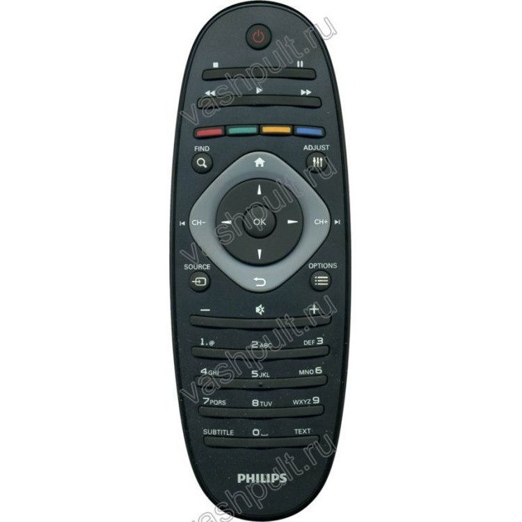 Пульт ориг. Philips RC4499/01 2422 549 90301